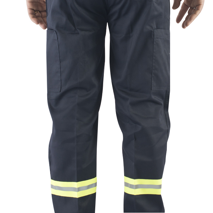 Pantalon De Trabajo C 2 Bolsillos